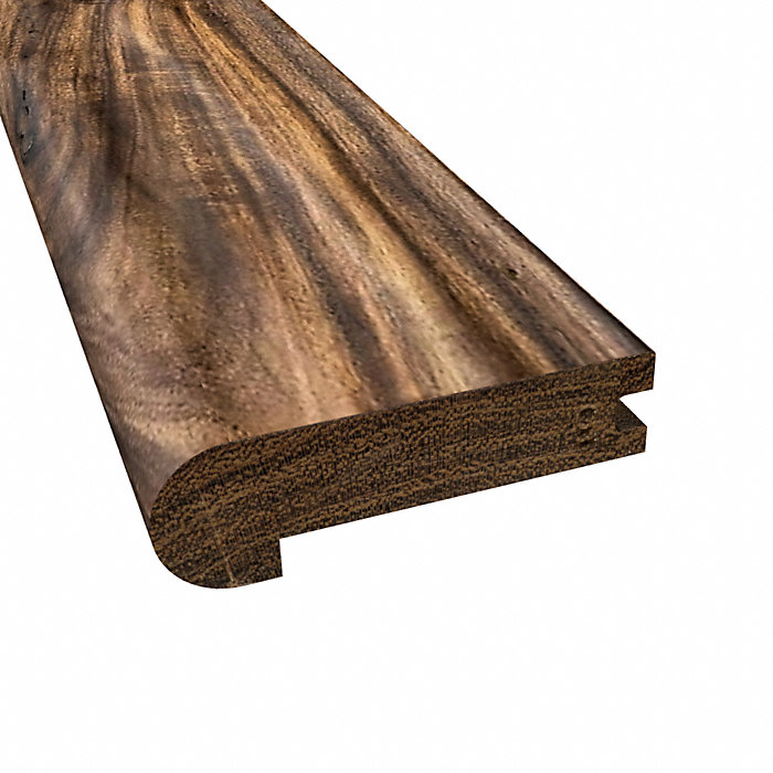 Prefinished Tobacco Road Walnut Stair Nose   Fullscreen