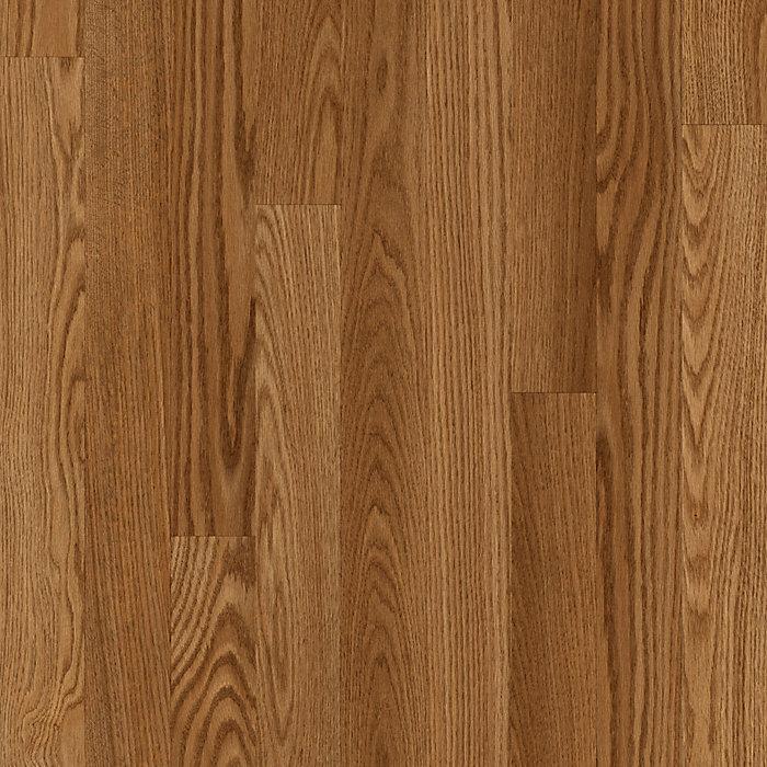 10mm gunstock oak laminate with pad major brand for Local laminate flooring