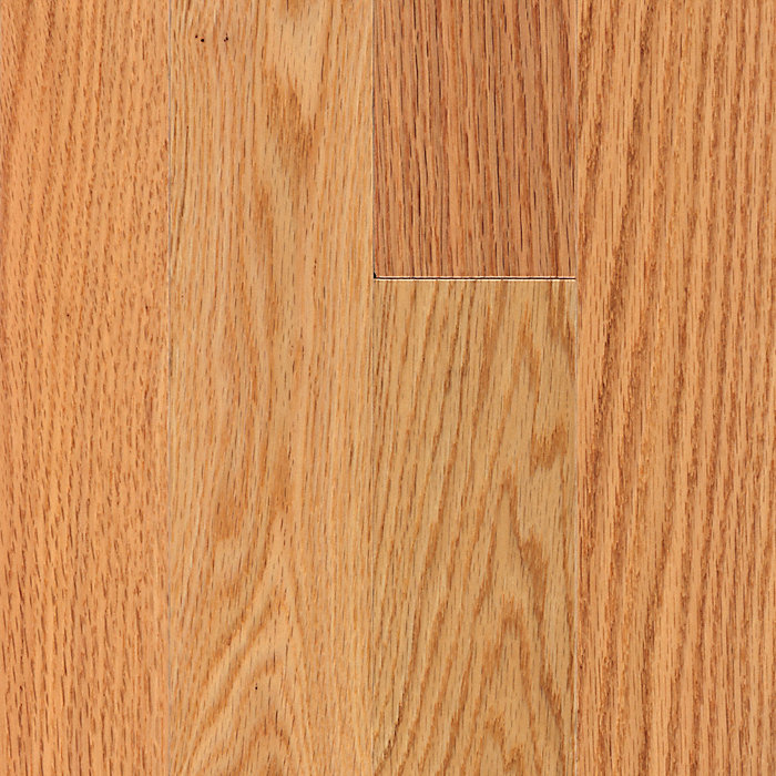 1 2 X 3 Natural Red Oak Engineered Bellawood