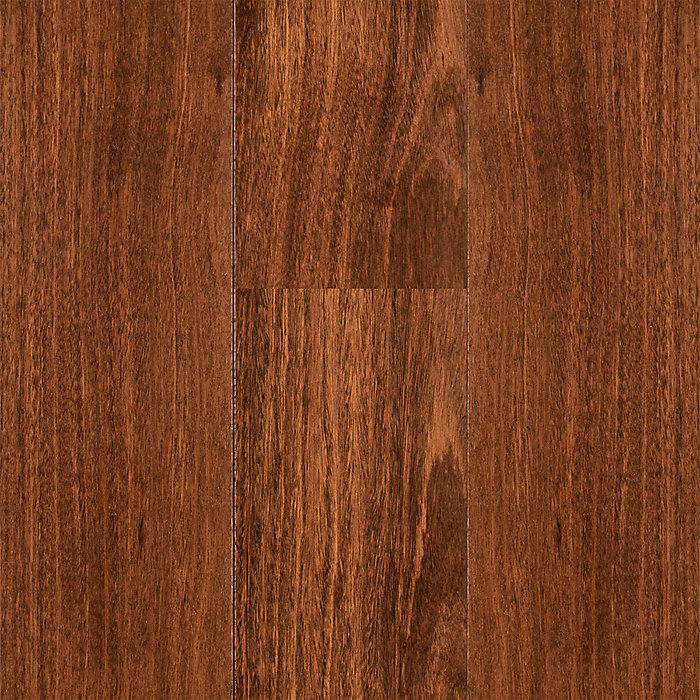3 4 x 4 3 4 brazilian cherry major brand lumber for Bellawood prefinished hardwood flooring