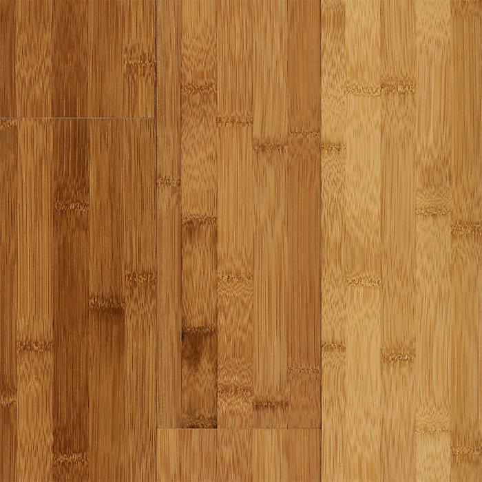3 8 X 3 7 8 Horizontal Carbonized Bamboo Supreme