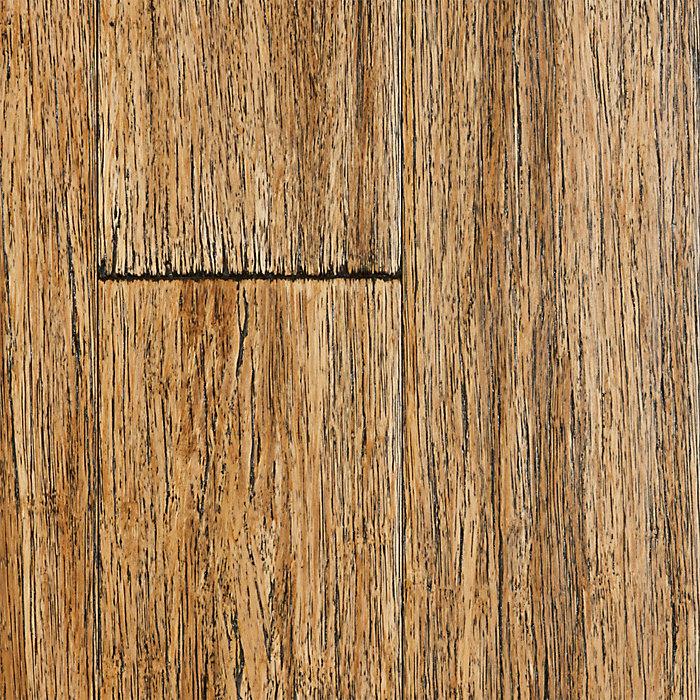 9 16 X 5 1 8 Hanshan Strand Handscraped Bamboo Morning