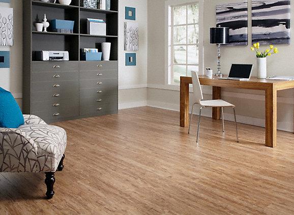 12mm+pad high sholes hickory laminate - dream home - kensington