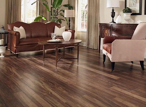 12mm+pad natural acacia laminate - dream home - kensington manor