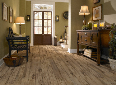 12mm Pad Smith Mountain Laurel Laminate Dream Home St