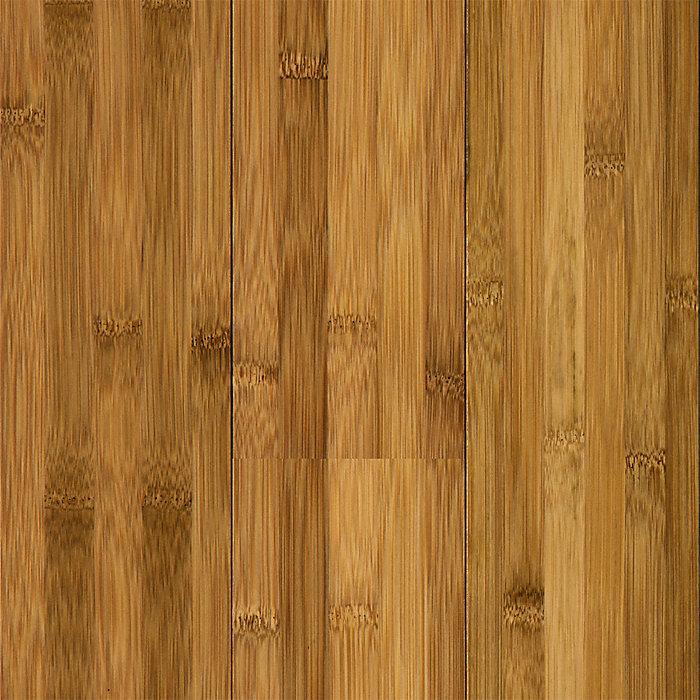 "Lumber Liquidators: 3/8"" X 3-15/16"" Horizontal Carbonized Bamboo"