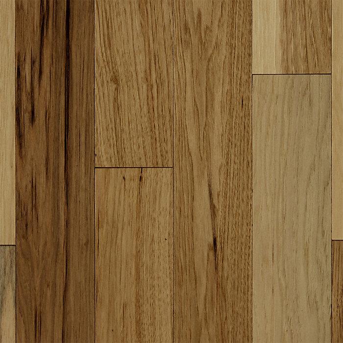 1 2 x 3 1 4 natural hickory bellawood engineered for Bellawood prefinished hardwood flooring