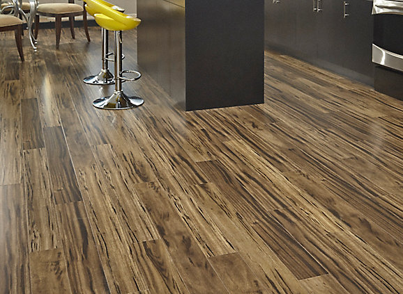 12mm+pad fumed african ironwood laminate - dream home - kensington