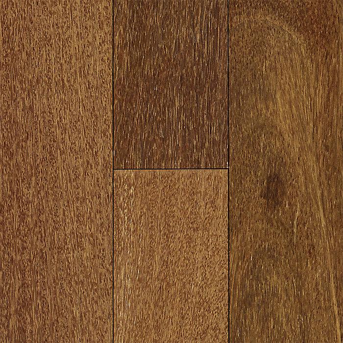 3 4 x 5 matte brazilian chestnut bellawood lumber for Bellawood prefinished hardwood flooring