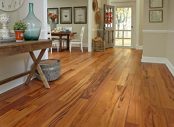 "3/4"" x 5"" matte brazilian koa - bellawood   lumber liquidators"