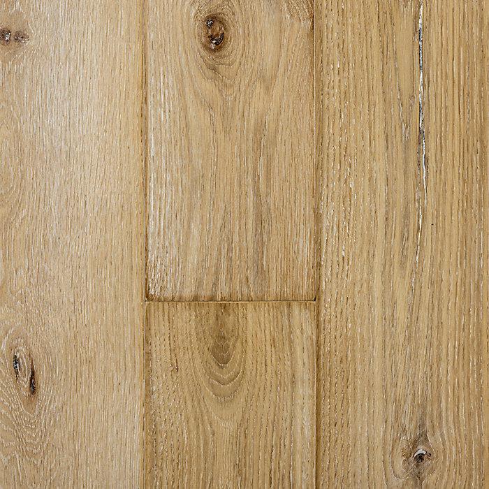 3 8 x 6 1 2 lafayette white oak builder 39 s pride for Evp vs lvp