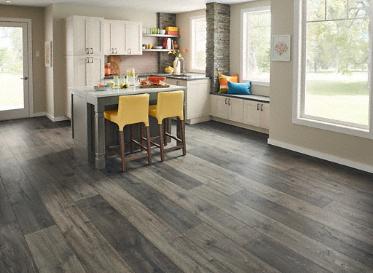 14mm nordic fog oak dream home ultra x2o lumber for Urbn laminate flooring