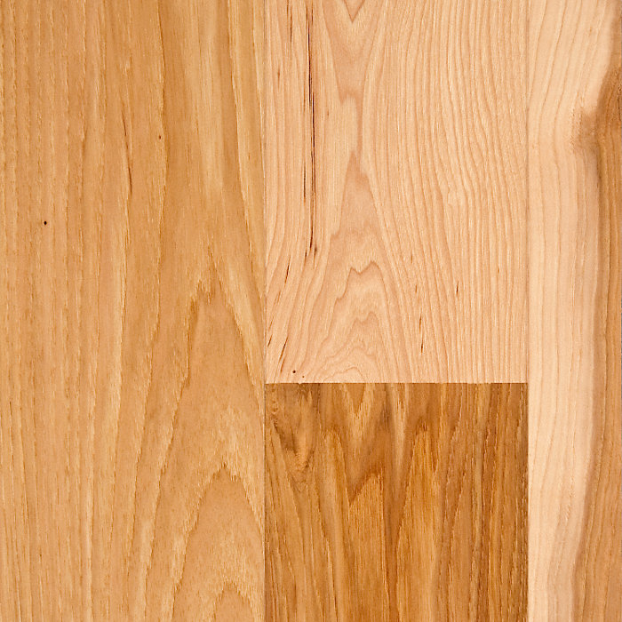 1 2 Quot X 5 Quot Natural Hickory Engineered Bellawood