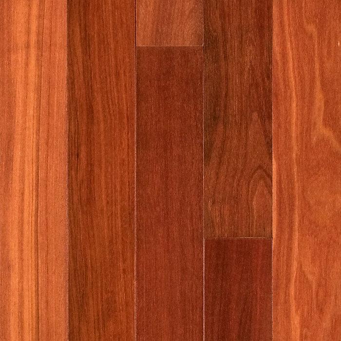 Clearance 3 8 x 3 brazilian redwood bellawood for Bellawood prefinished hardwood flooring