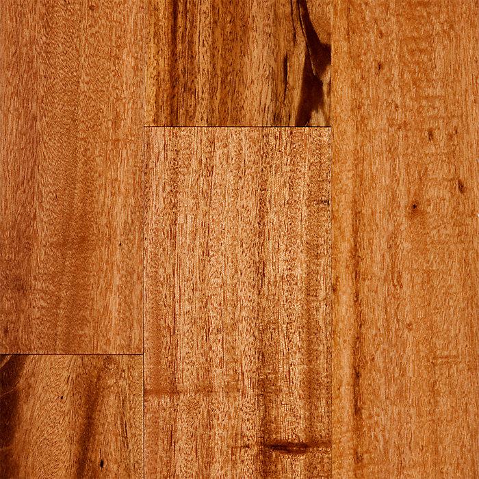 """Solid Hardwood Flooring Or Engineered: 7/16"""" X 4-3/4"""" Brazilian Koa"""