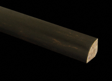 Prefinished Qing Spyder Bamboo Quarter Round