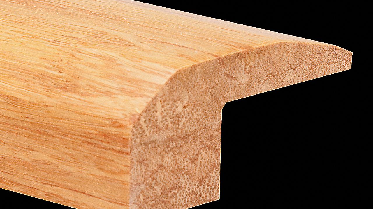 Prefinished Natural Strand Bamboo Threshold