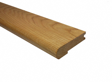 "3/4"" x 3 1/4"" x 6.5 LFT Red Oak Stair Nose"