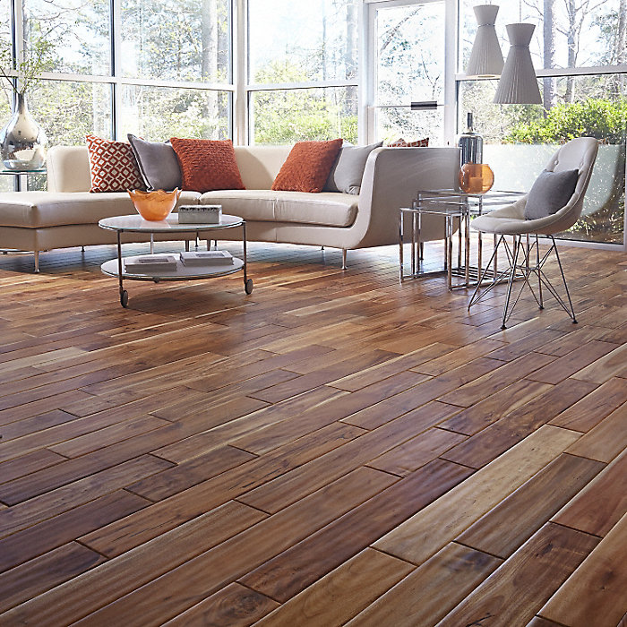 Nice Tobacco Road Acacia Wood Flooring #2: Lumber Liquidators