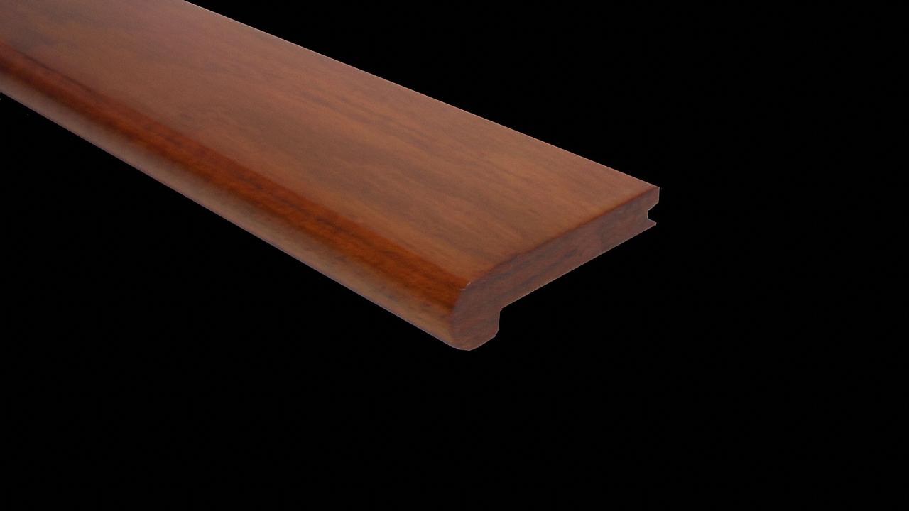 Prefinished Brazilian Cherry Stair Nose Lumber Liquidators