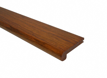 3/8 x 2-3/4 x 6.5 LFT Brazilian Cherry Stair Nose