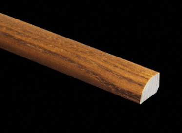 Prefinished Cambridge Oak Shoe Molding