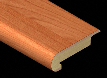 American Cherry Laminate Stair Nose Lumber Liquidators