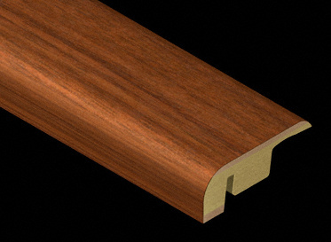 Santos Mahogany Light Laminate End cap