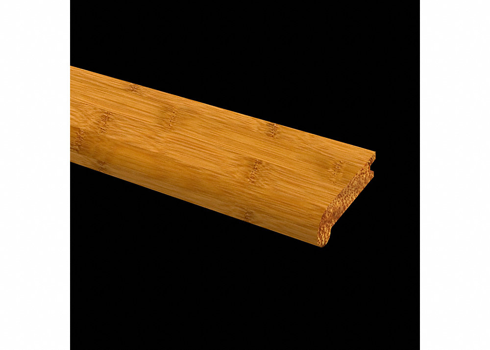 3 8 Quot X 3 1 4 Quot X 72 Quot Horizontal Carbonized Bamboo Stair