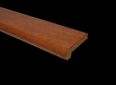 Prefinished Santos Mahogany Stair Nose