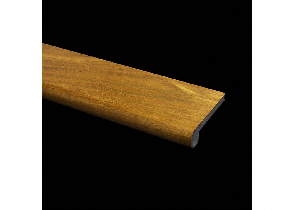 Good Prefinished Brazilian Cherry Stair Nose Fullscreen With Stair Nose.