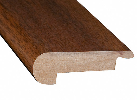 Brazilian Cherry Laminate Stair Nose   Fullscreen. Fullscreen