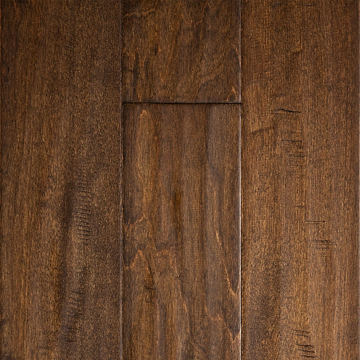 3 8 x 5 sundance birch handscraped engineered for Engineered hardwood siding