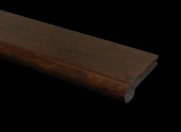 Prefinished Qing Viper Bamboo Stair Nose