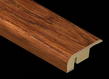 Heritage Long Length Oak Laminate End Cap- 7.5lft