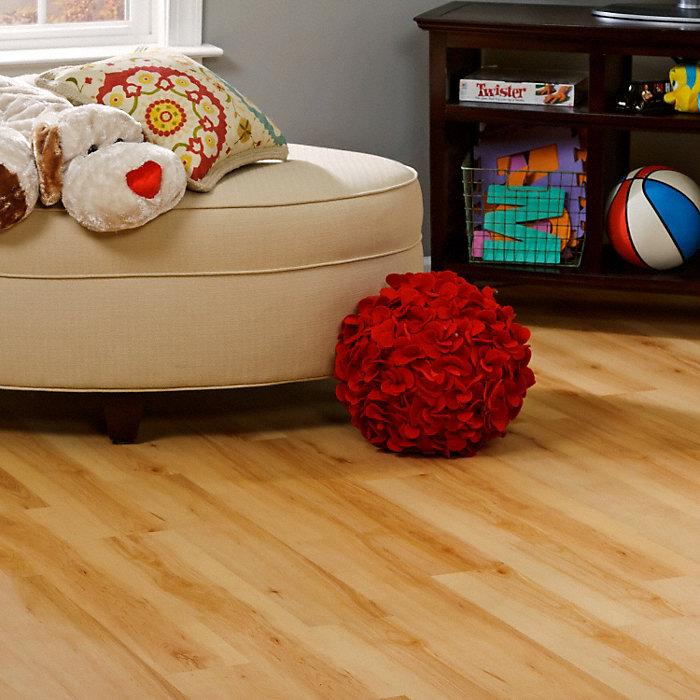black maple flooring