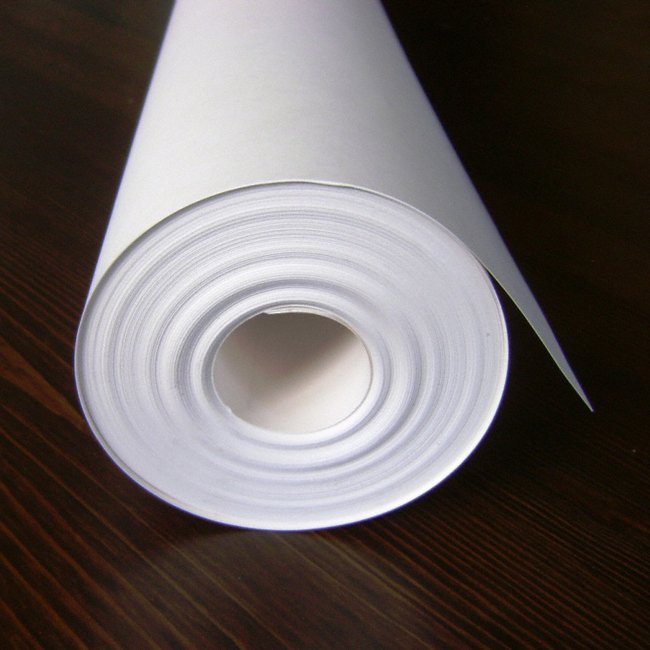 White Silicone Vapor Paper 400 Sq Ft | Lumber Liquidators