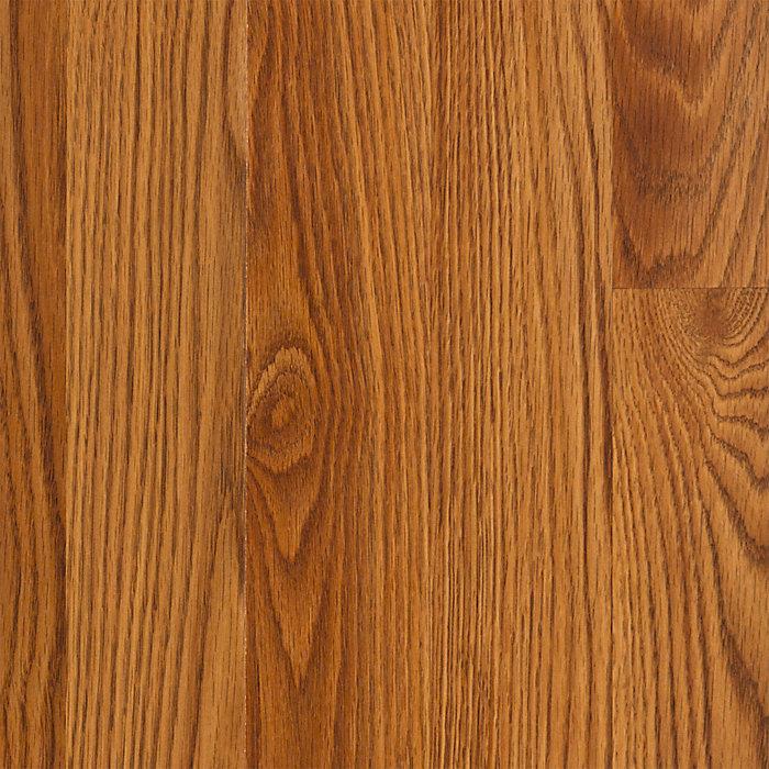 8mm + pad Cinnabar Oak Laminate