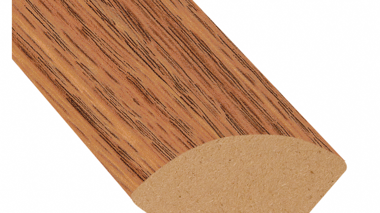Cinnabar Oak Laminate Quarter Round