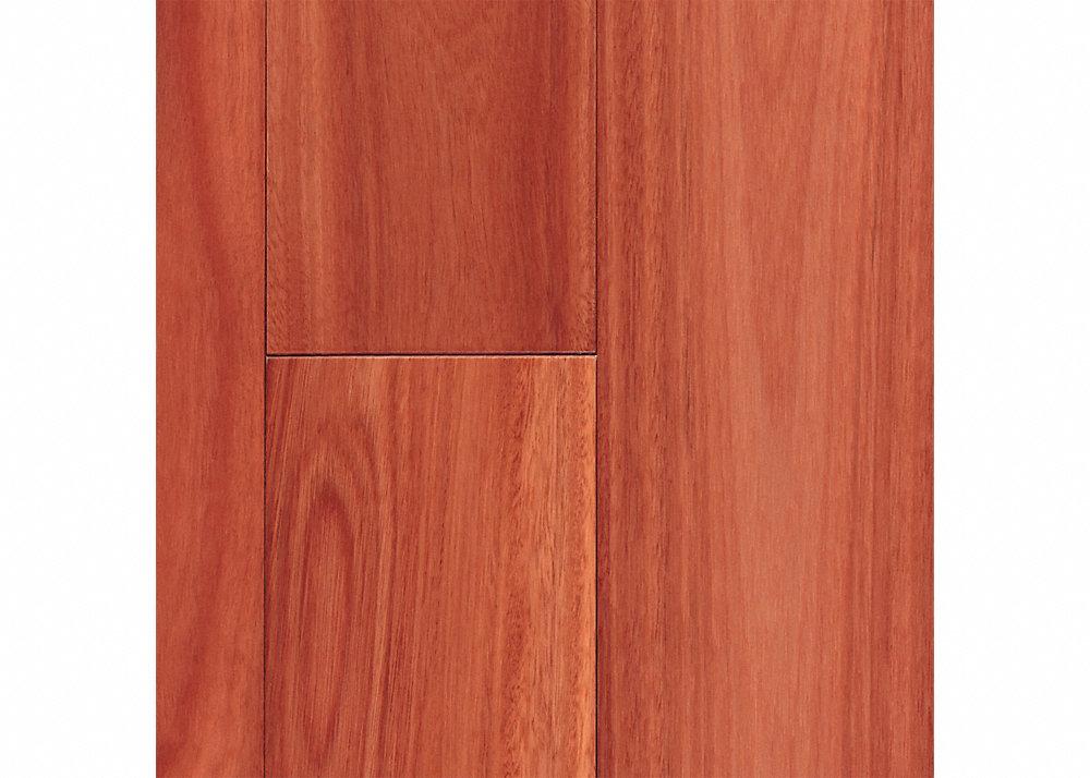 3 4 x 5 natural lyptus hardwood builder 39 s pride for Builders pride flooring installation