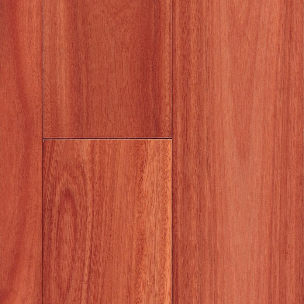 3 4 x 5 natural lyptus hardwood builder 39 s pride for Bellawood prefinished hardwood flooring