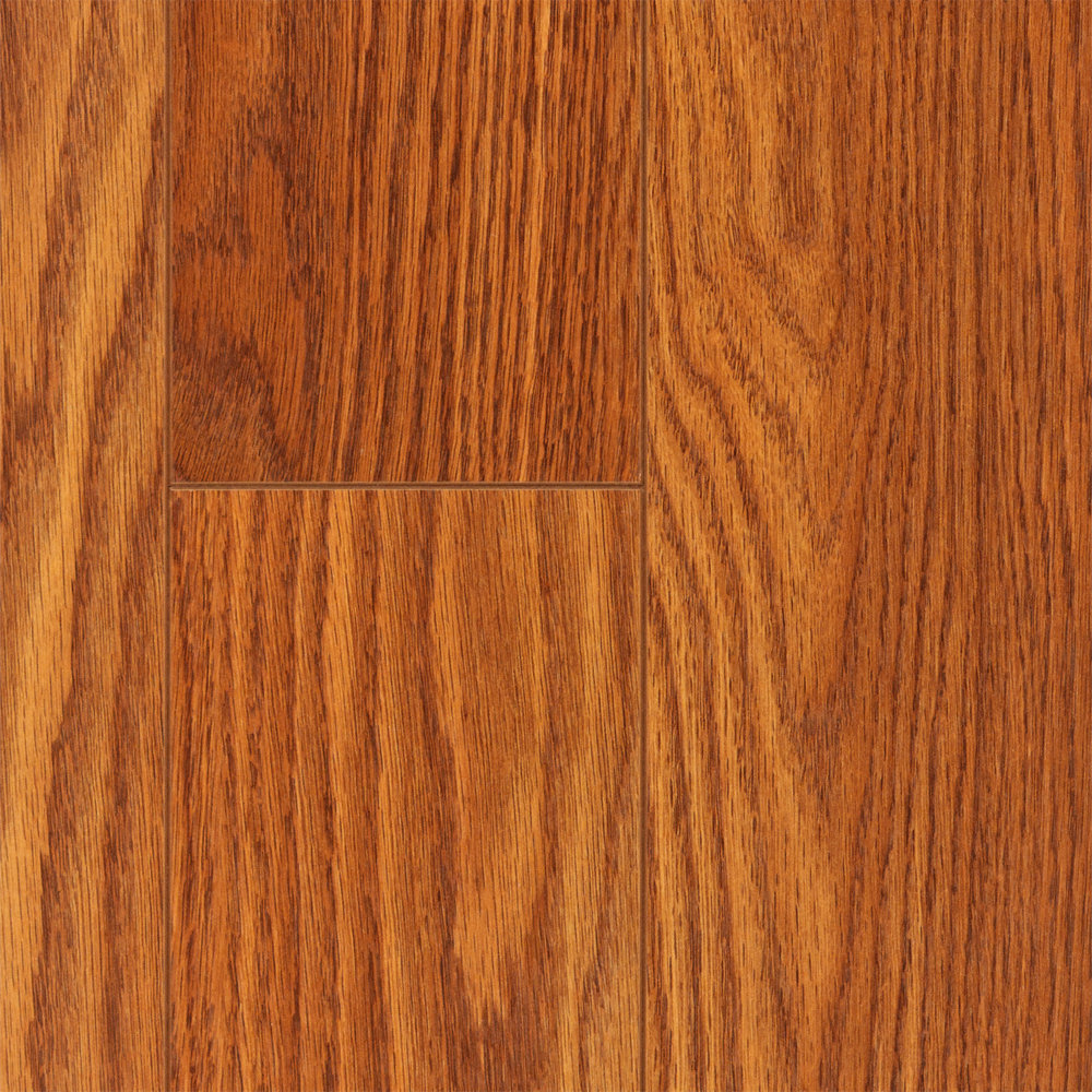 12mm Butterscotch Oak Laminate Dream Home St James