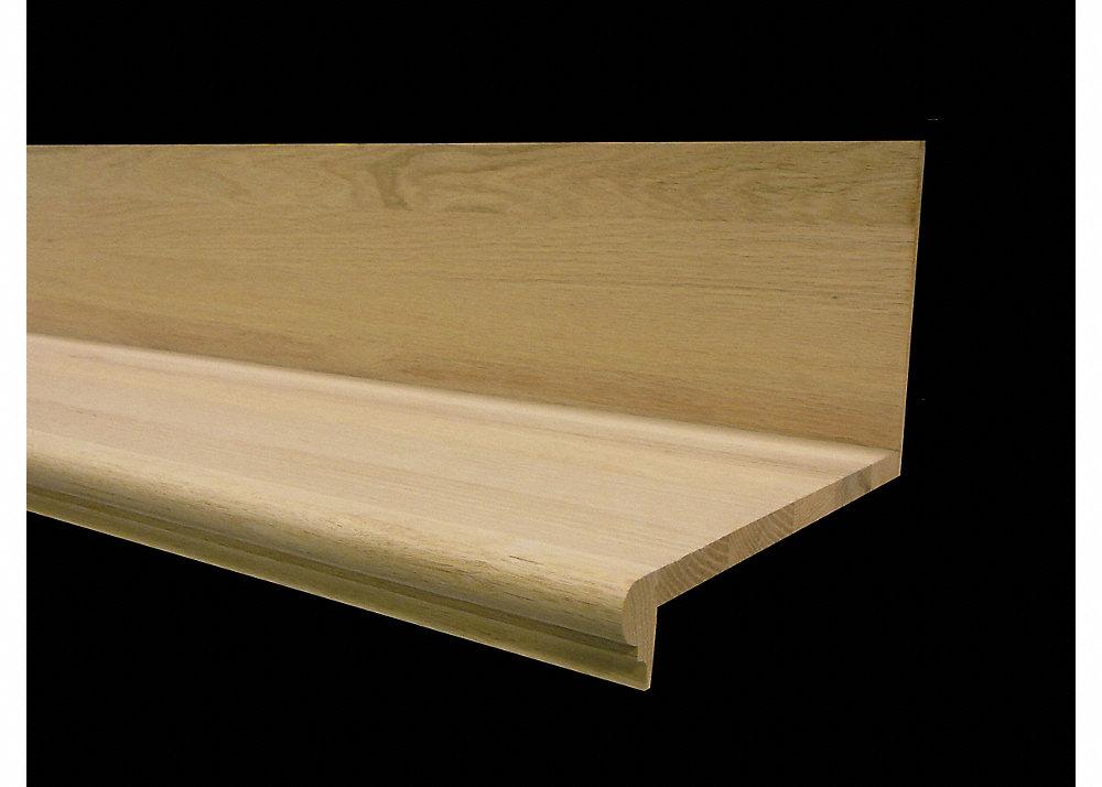 36 Quot Retro Fit Red Oak Tread Amp Riser Lumber Liquidators