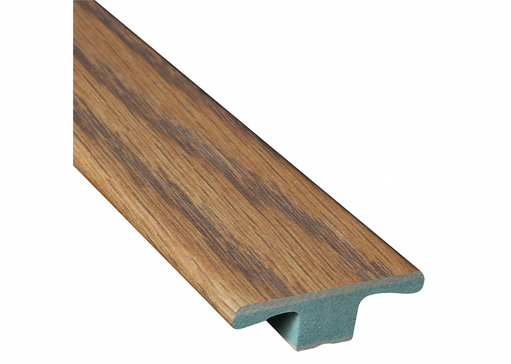 Butterscotch Oak Laminate T Molding