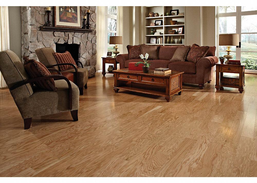 3 8 x 3 red oak builder 39 s pride engineered lumber for Builders pride flooring installation