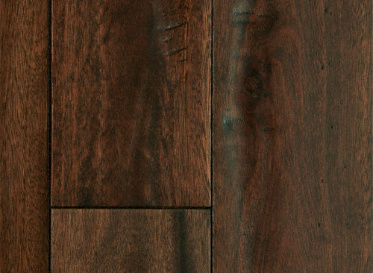 "Virginia Mill Works Rustic 3/4""x3"" Stained Finish Solid"