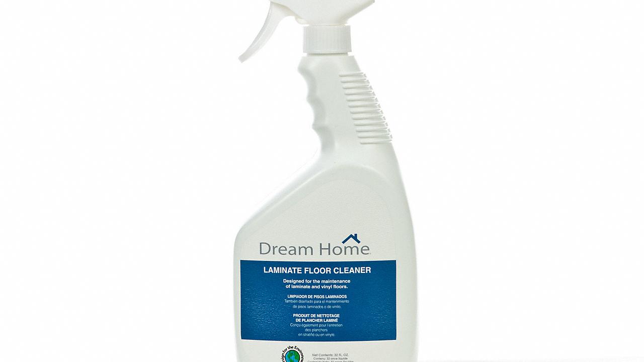 Laminate floor cleaner 32oz dream home lumber liquidators for Dream home laminate floor cleaner