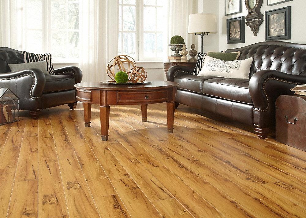 Pine Laminate Flooring color white weathered pine 15mm Sky Lakes Pine Laminate Fullscreen