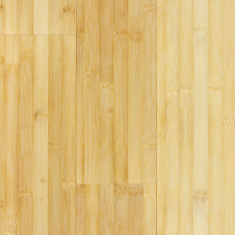 3 8 X 3 7 8 Horizontal Natural Bamboo Flooring Supreme
