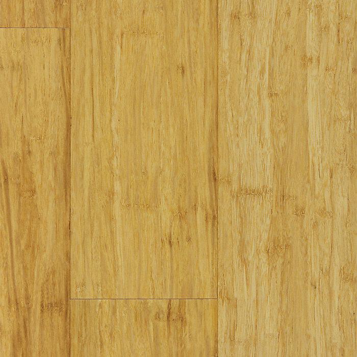"""1/2"""" x 5"""" Natural Click Strand Bamboo"""
